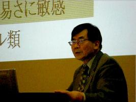 元東京大学工学部 助教授 渡辺 訓行先生