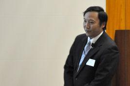 BASセミナー2009 第2回 「原子レベルで構造規制した電極による燃料電池反応の活性化」 千葉大学大学院 工学研究科 准教授 星 永宏 先生