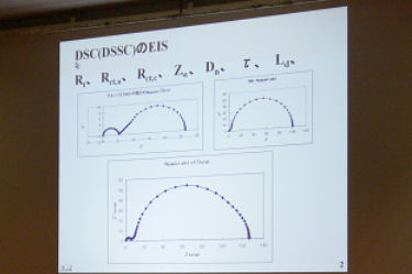「電気化学インピーダンス分光法(EIS)の応用例」 元東京大学工学部 助教授 渡辺 訓行 先生