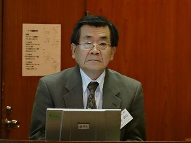 「電気化学計測における基本的ポイント」 元東京大学工学部 助教授 渡辺 訓行 先生