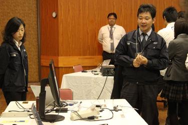 BASセミナー2013 第2回 デモコース:分光電気化学測定