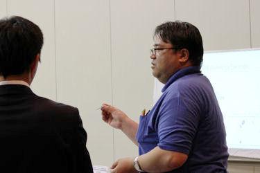 BASセミナー2014 第1回 デモコース:CV測定