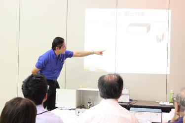 BAS電気化学セミナー デモンストレーション:サイクリックボルタンメトリーの基礎