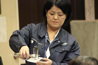 BAS電気化学セミナー デモンストレーション:Gamry社ポテンショスタットと電気化学的腐食試験