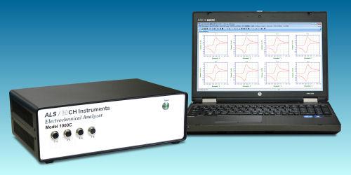 電気化学 測定装置 ALS1000Cシリーズ 8ch 電気化学 アナライザー