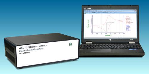 ALSモデル660D 電気化学 アナライザー