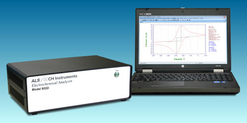 ALS802Dシリーズ 電気化学アナライザー