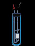 電気化学 測定用 標準水素電極 概略図