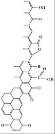 通常の研磨(水に分散したアルミナ微粉末等による)後のGC表面