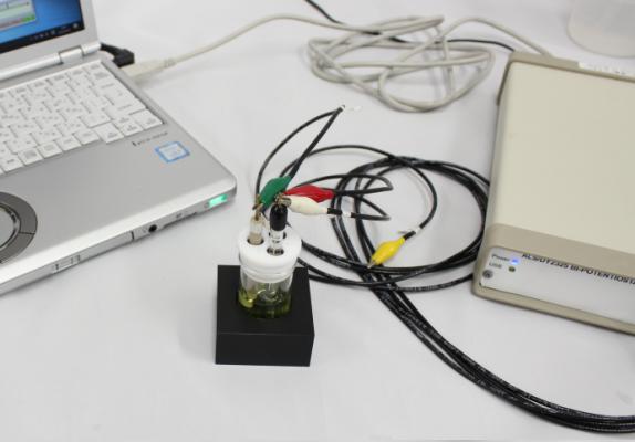 電気化学測定システム