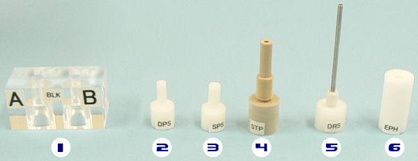 DRE-DCP ディスク電極交換研磨ツール 商品構成