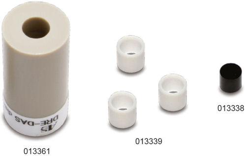 DRE-GCK ディスク交換式電極GCキット 商品構成