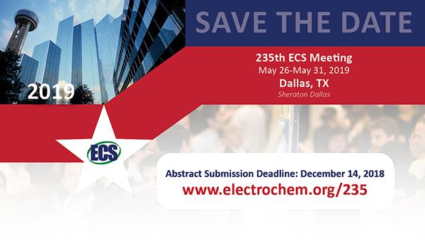 235th ECS Meeting