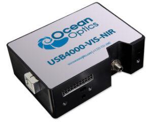 USB4000-VIS-NIR 小型光ファイバースペクトロメーター