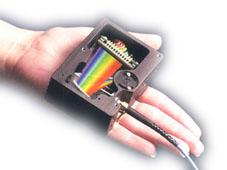 HR4000 USB4000 USB2000 オーシャンオプティクス 溶液や固体試料の透過率・吸光度測定 LED等発光体の特性評価 発光体の照度 放射照度測定